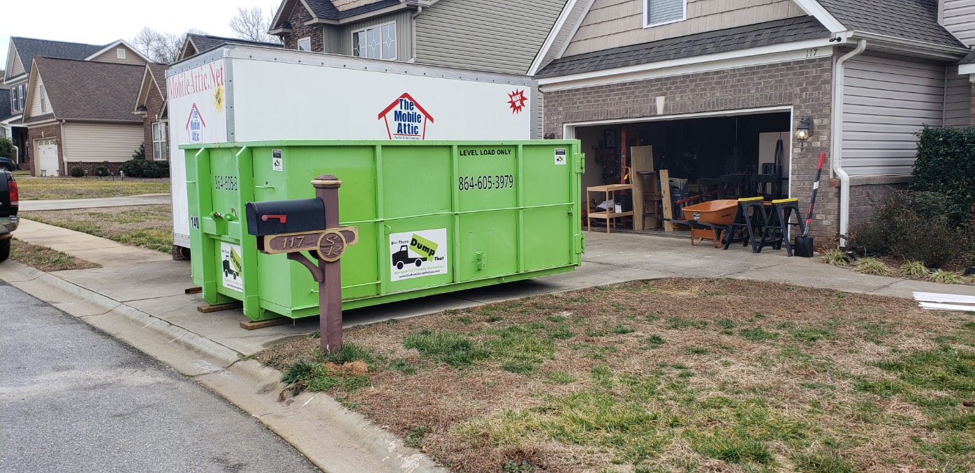dumpster rental in household Altoona, PA