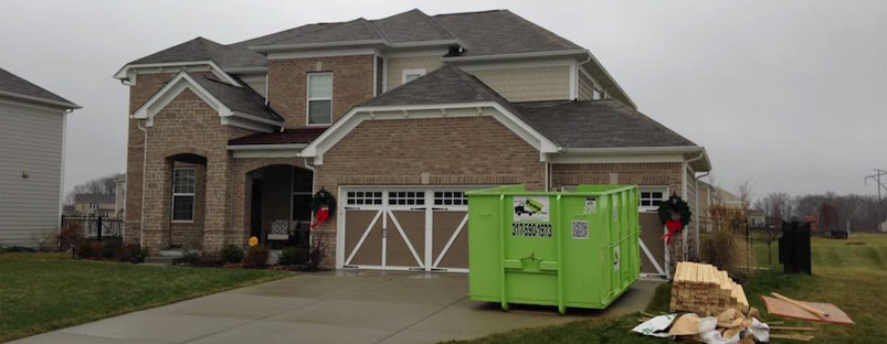 dumpster rental and storage container in Norcross, GA