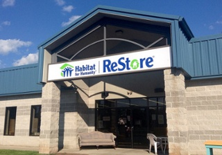 Habitat for Humanity's ReStores sell new and gently used home building materials and furnishings