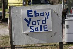 decluttering your home can make you money through yard sales and resale sites like eBay and Craigslist
