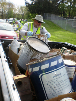 Bin There Dump That Can Tell You what is considered household hazardous waste