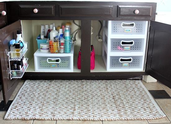 Organized Vanity