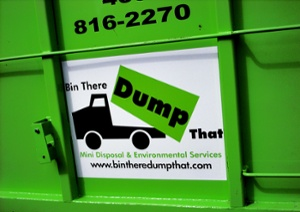 dumpster rental and storage container in Newnan, GA