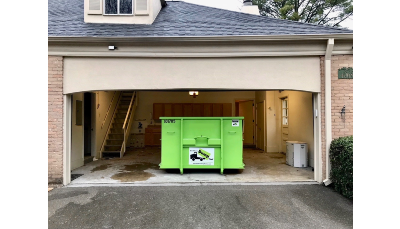 dumpster rental in garage lincolnton north carolina