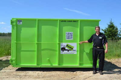 dumpster rental in woodstock, md for waste disposal projects