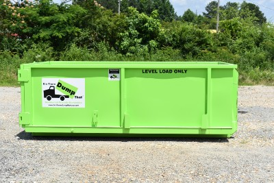 Dumpster Rental Available in Hopewell VA from Bin There Dump That