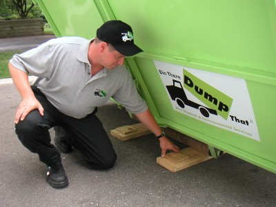 Dumpster Delivery Expert with Dumpster Rental