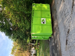 dumpster rental in rockville, md from bin there dump that