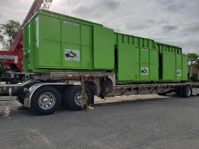 Dumpster Rentals in Barrington, IL from Bin There Dump That