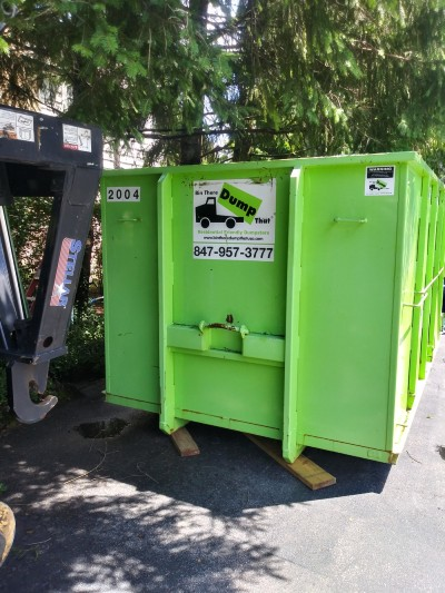 Des Plaines Dumpster Rental Available To All Residents