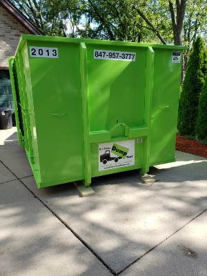 Dumpster Rental in Geneva IL from Bin There Dump That