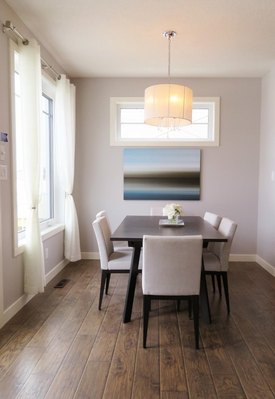 dining room minimalist living