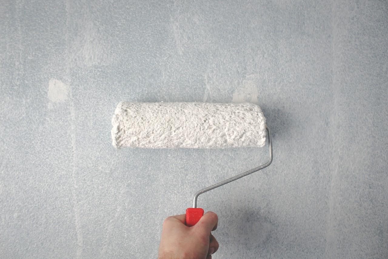 paint roller for exterior paint job