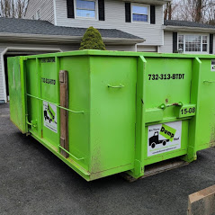 15 yard dumpster rental from bin there dump that