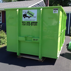 20 yard dumpster rental from bin there dump that