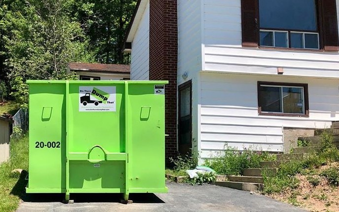 Dumpster Rental Can Help During Your Relocation and Moving Process