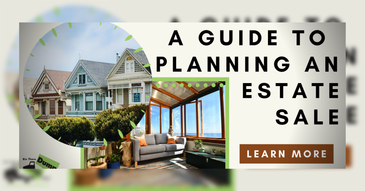 Guide to Planning an Estate Sale