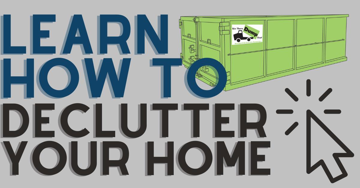 Home Decluttering Tips
