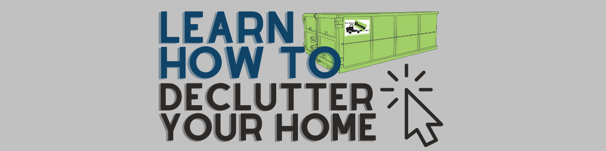 Decluttering Tips Call To Action - Learn How To Declutter Your Home