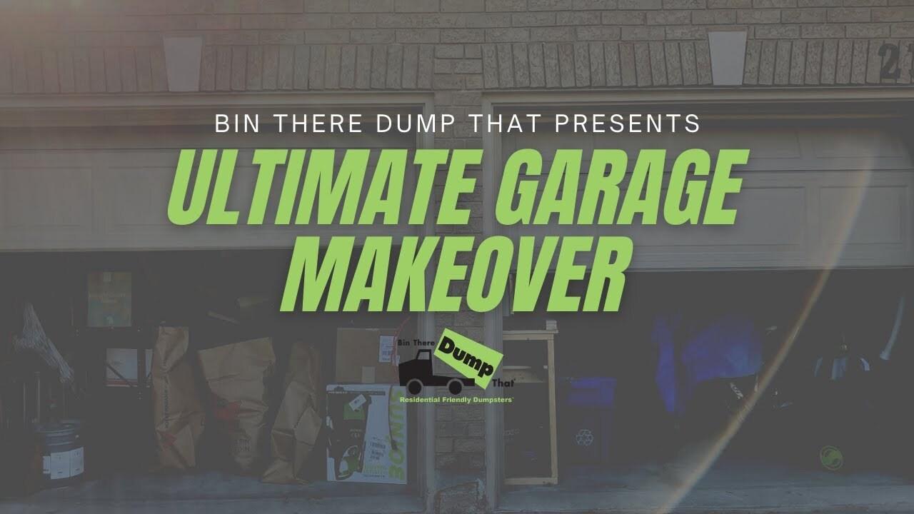 Garage Makeover YT Video