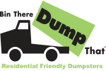 Chad Ezell - Bin There Dump That: Residential Friendly Dumpsters