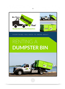 6 Yard Dumpster Rental The Top Choice For De Cluttering Projects