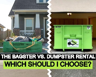 WM Bagster VS Dumpster Rental