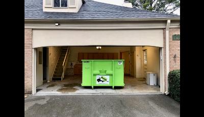 Dumpster Rental in Garage