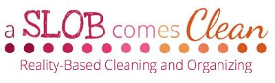 A Slob Comes Clean Logo