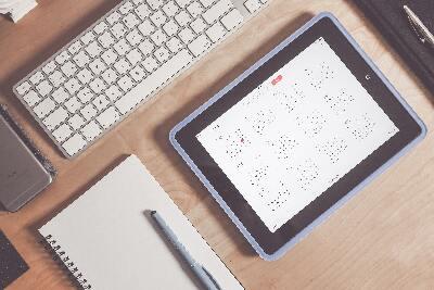 Mark Your Calendars For Garage Organization