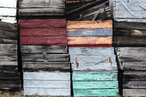 Repurpose Wood