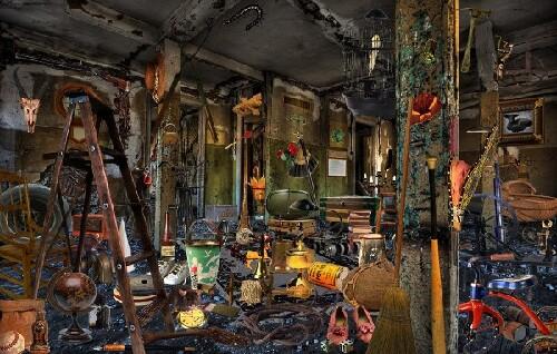 dumpster-rental-for-junk-attic-basement-rooms