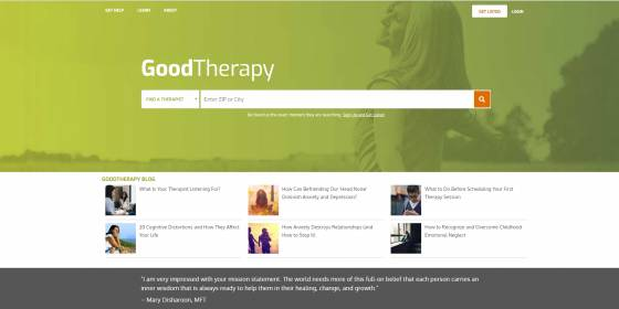 good therapy estate sale