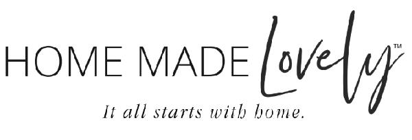 home made lovely logo