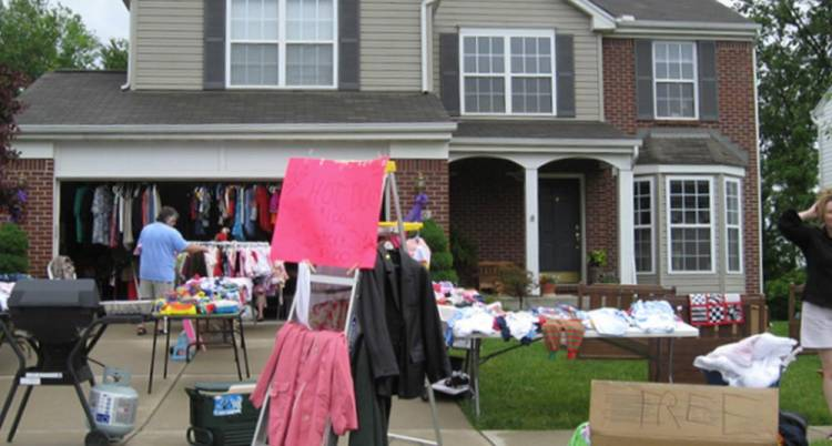 Treasure — 8 Garage Sale Tips and Tricks