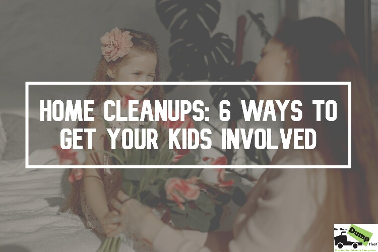 Ways To Get Your Kids Involved In Home Cleanup