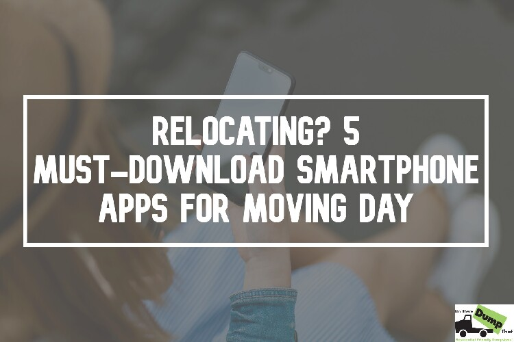 5 Must-Download Smartphone Apps For Moving Day