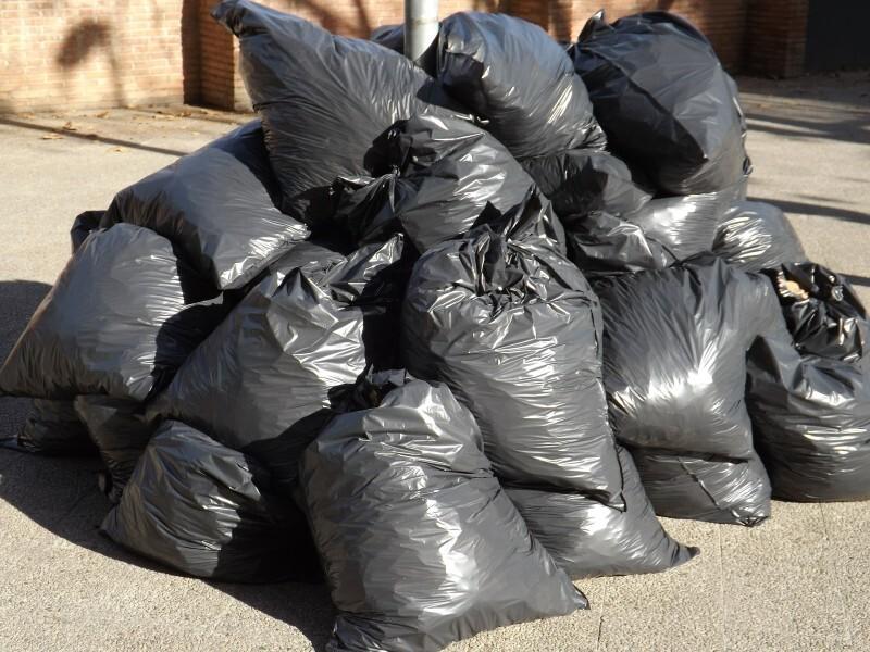garbage-bags-junk-for-dumpster-rental